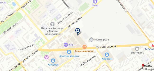 Промсвязьмонтаж, ООО на карте