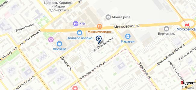 ТехЭнергоКомплект, ООО на карте