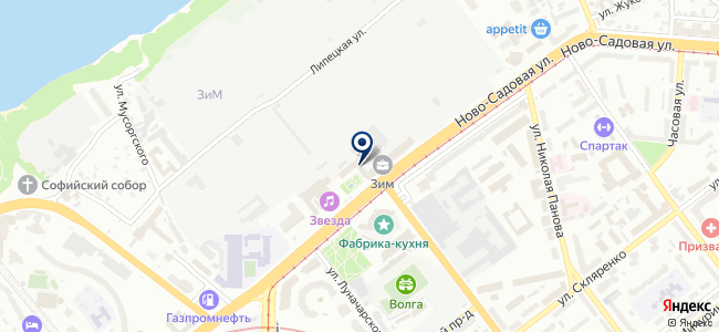 ГРУППА ТЭС, ООО на карте