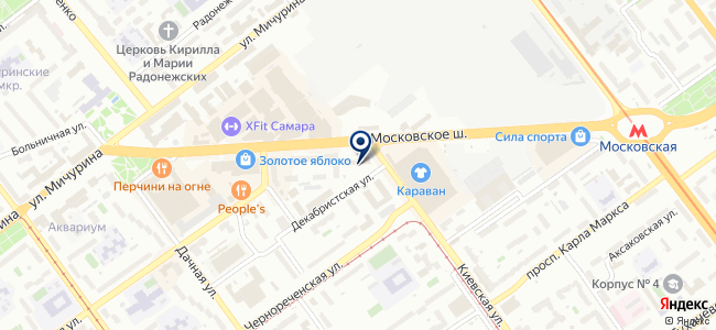 Лаборатория безопасности, ООО на карте