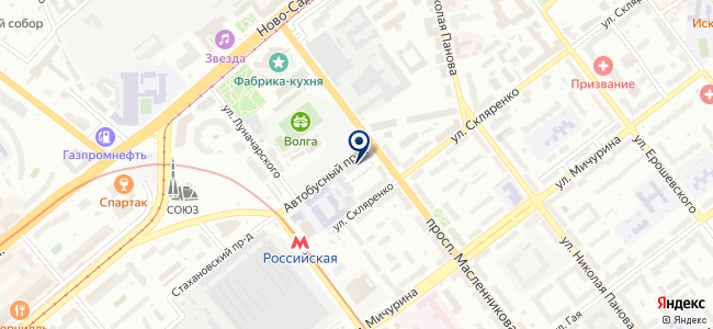 Элетромонтажные технологии, ООО на карте