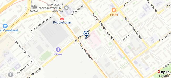 Конкрит, ООО на карте