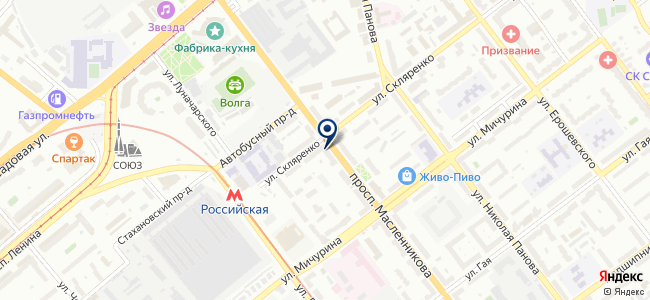 ВОЛГА КАБЕЛЬ, ООО на карте