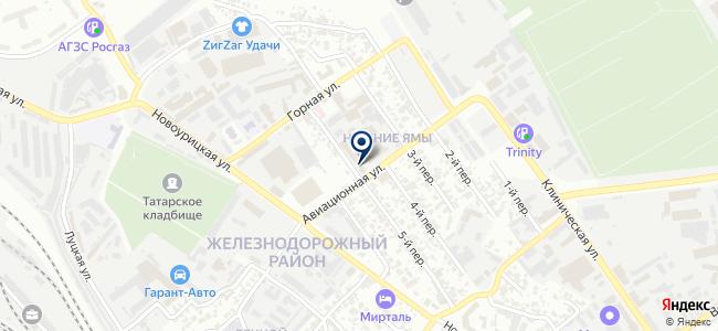 Прометей, ООО на карте