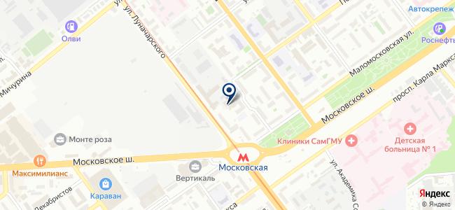 СамараЭнергоСтрой на карте