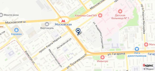 Ирит, ООО на карте