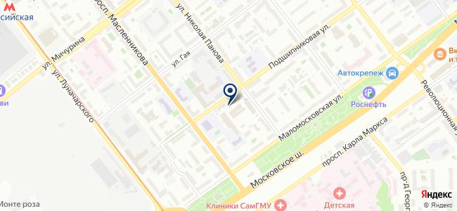 Электро-Профи на карте