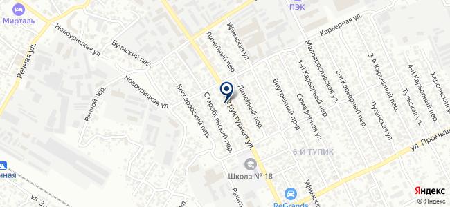 Проект-Электро, ЗАО на карте