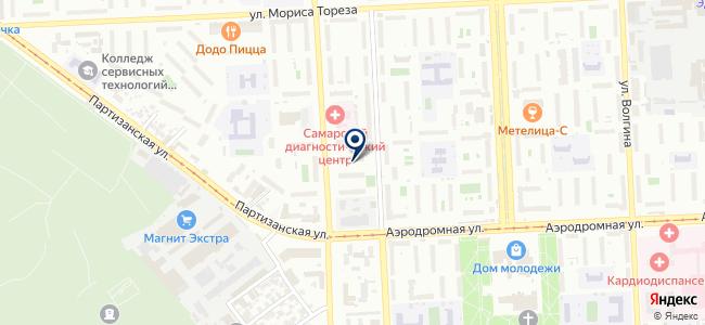 Интертех, ООО на карте