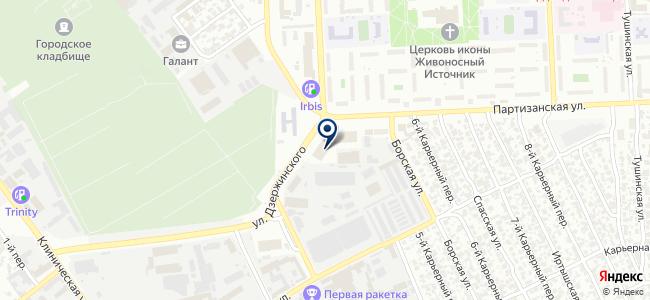 Экопромтек, ООО на карте