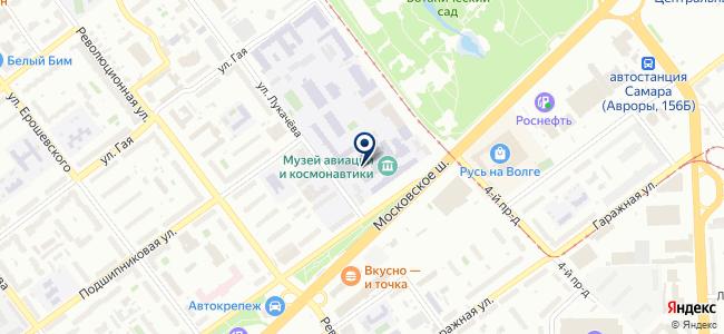 Эко Энерджи, ООО на карте