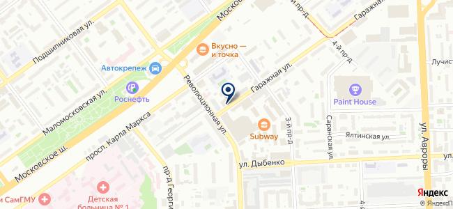 МегаСервис-Строй на карте