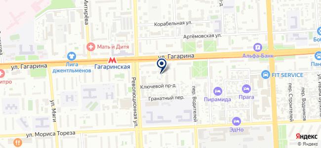 Электра, ООО на карте
