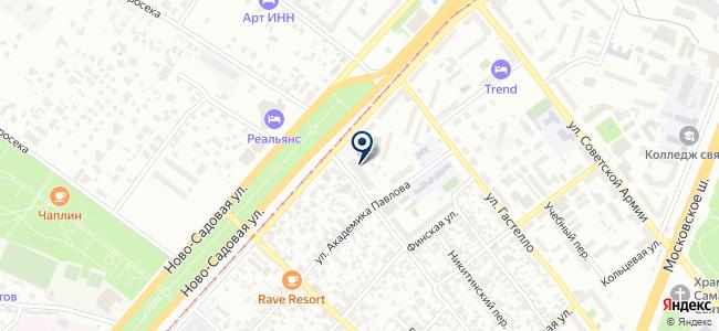 EMR63.RU на карте