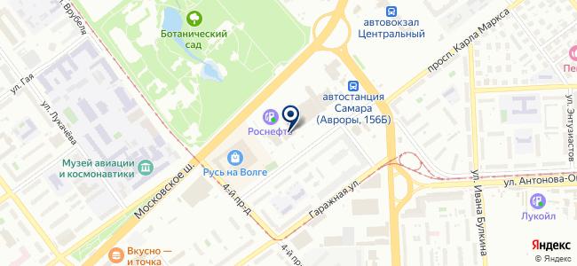 Rittal на карте