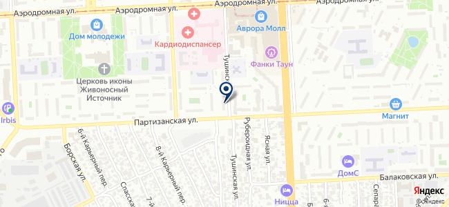 Энергоучет, ООО на карте