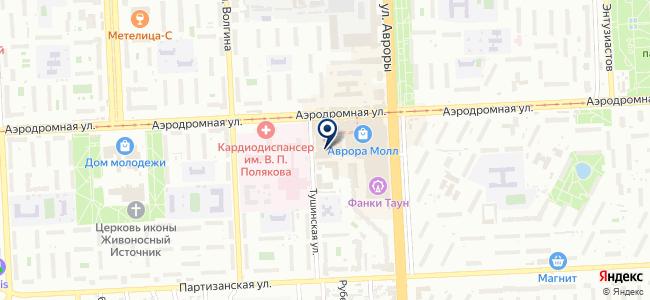 New-контакт, ООО на карте
