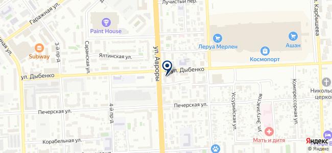 Минимакс, ООО на карте