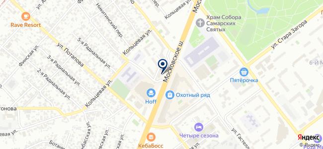 Интеринструмент, ЗАО на карте