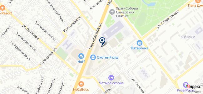 Волжская инженерная компания, ООО на карте