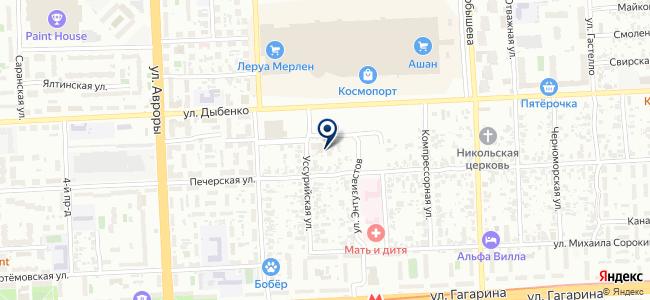 МаксВент, ООО на карте