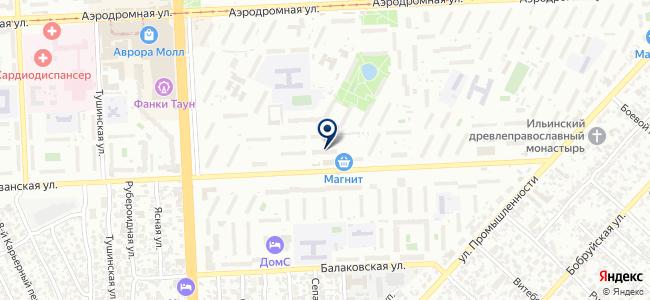 Стройматериалы+ на карте