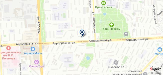 Магазин инструментов и хозтоваров на карте