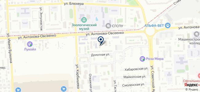 СамараПромМонтаж, ООО на карте