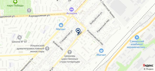 ВолгаТехКонтакт, ООО на карте