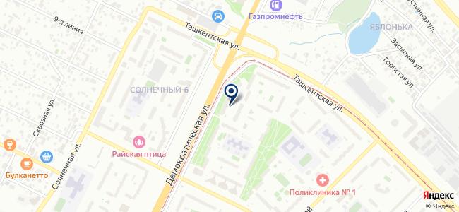 ПромТехноснаб, ООО на карте
