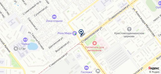 ОЛБО, ООО на карте