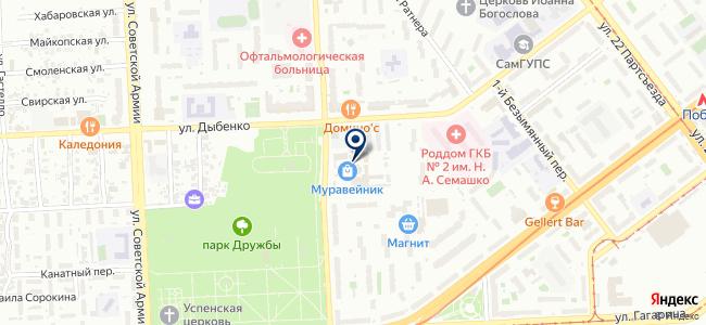 Теплохоt, ООО на карте