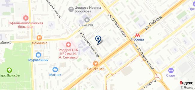 Энерго Эталон, ООО на карте