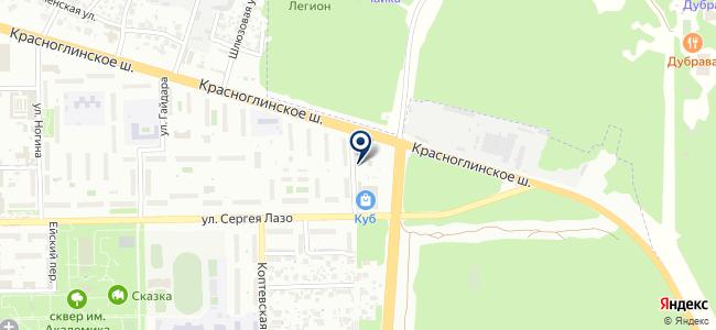 VIK AUTO на карте