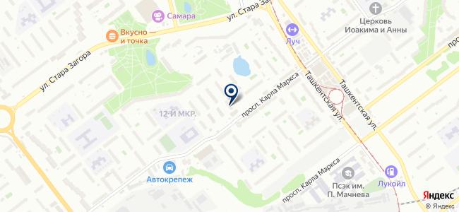 Оптима, ООО на карте