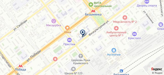 Эксклюзив-Строй, ООО на карте