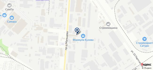Поволжская кабельная компания, ООО на карте