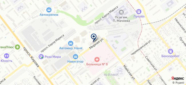 ЛТД 63, ООО на карте