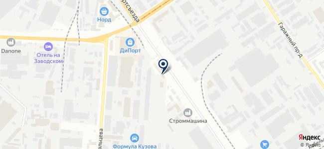 Ремтехкомплект на карте