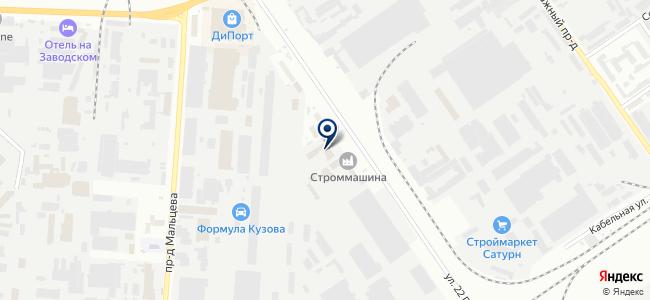 Универсал СБ, ООО на карте