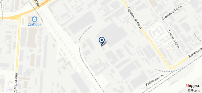 ПромТехнологии на карте
