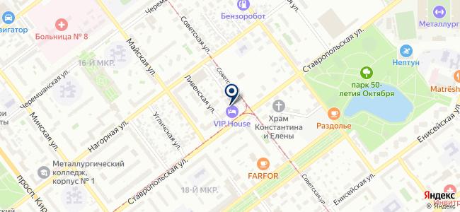 Инсталляционная Компания Самары, ООО на карте