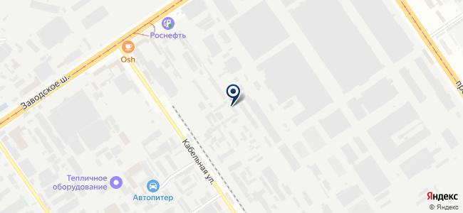 ГК Промбелт, ООО на карте