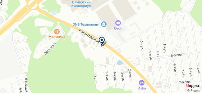 Артелъ, ООО на карте