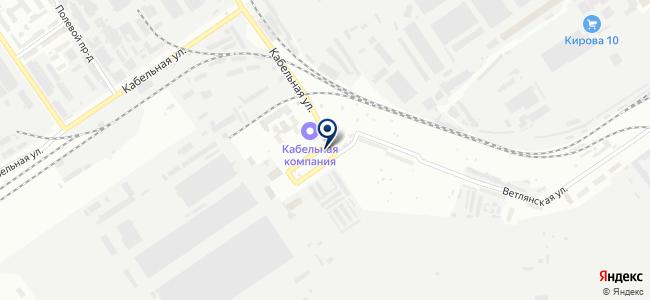 Самара-Авто, ООО на карте
