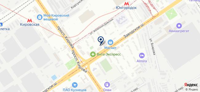 Старикова О.В., ИП на карте
