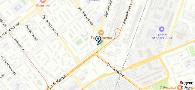 Техномаркет на карте