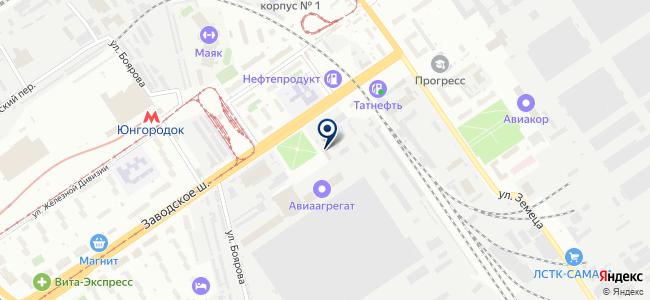 ДМП Энерготехнология, ООО на карте