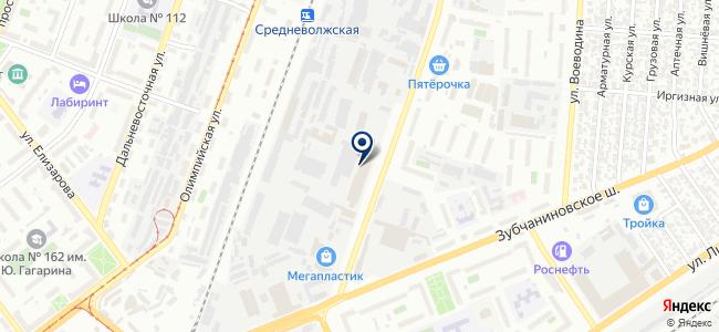 Евротек на карте