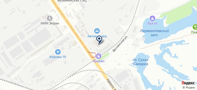 РегионЭлектро, ООО на карте